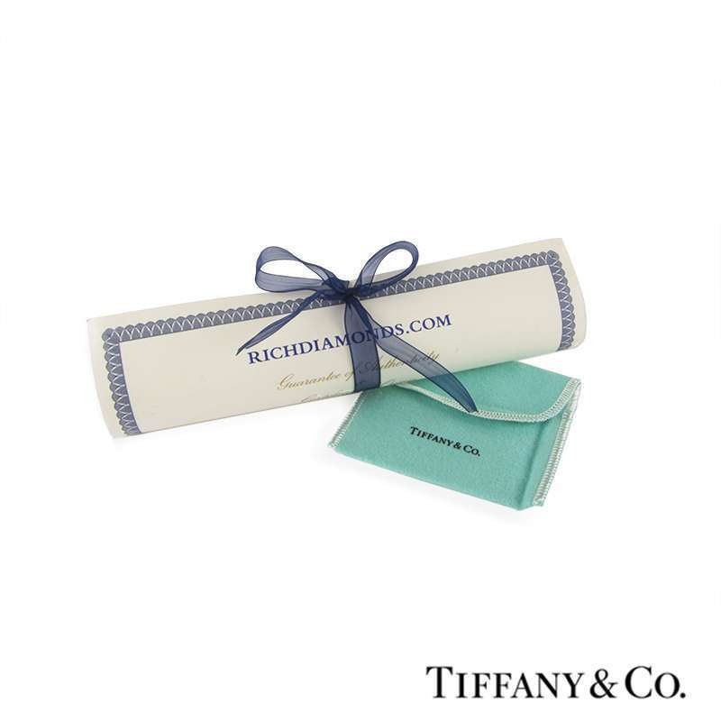 Tiffany & Co 3mm Wedding Band in Platinum